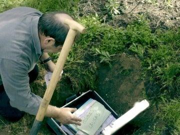 La difícil investigación de Rodrigo queda sepultada bajo tierra
