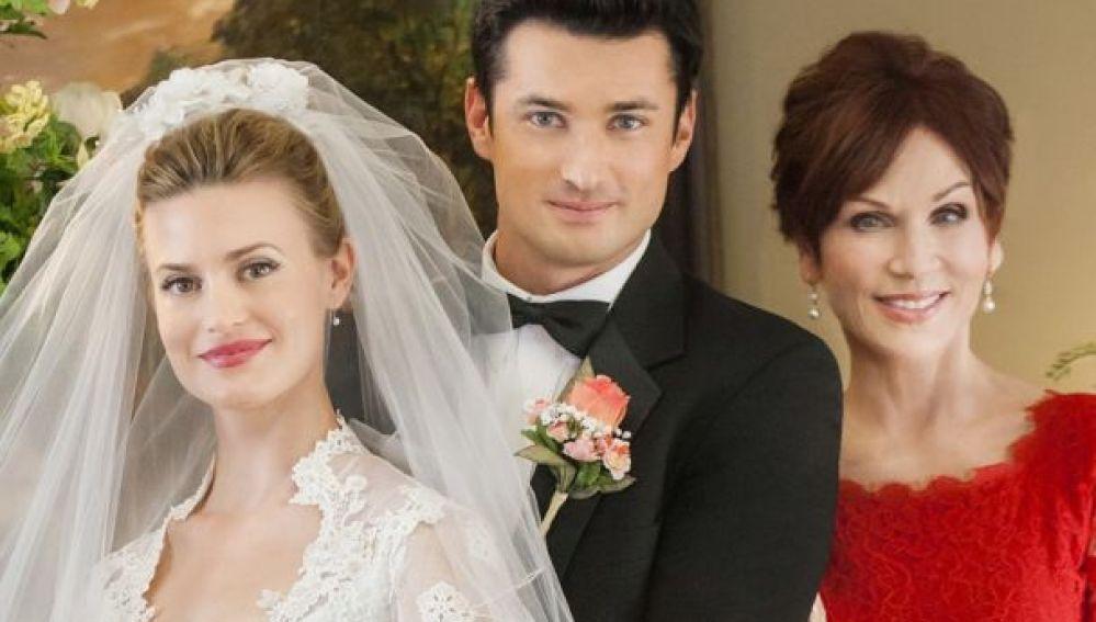 La boda de June