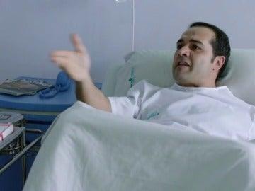 """Frame 19.50714 de: Alfonso Sánchez: """"El personaje de Rober ha sido de los más complicados de mi vida"""""""