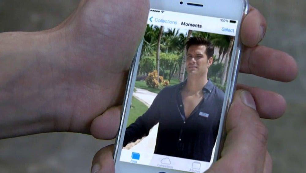 Frame 16.239999 de: Alan descubre que Eugenio, el novio de Valentina, es en realidad su hermano René