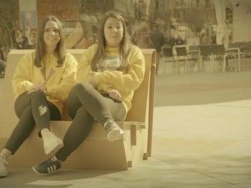 Frame 26.243853 de: Madrileña y catalana en el equipo amarillo