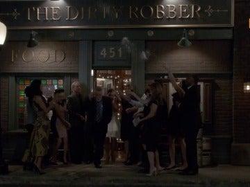 Frame 0.915883 de: El miércoles, Atreseries estrena la temporada final de Rizzoli & Isles