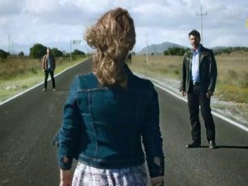 Frame 5.146799 de: Llega 'Eva la trailera', la nueva telenovela de Nova
