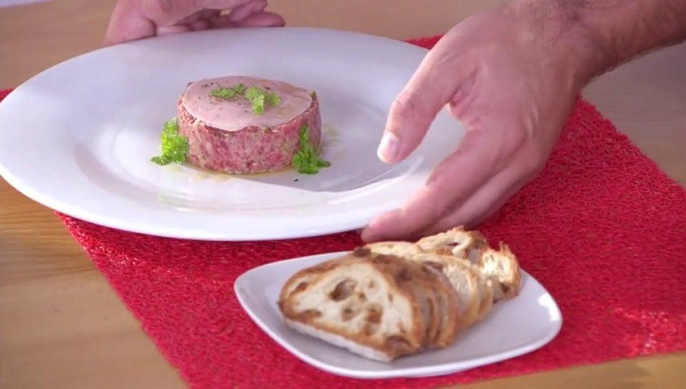 Frame 48.834141 de: Steak tartar trufado