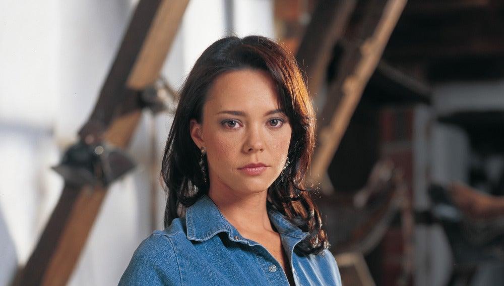 Natasha Klauss es Sarita Elizondo