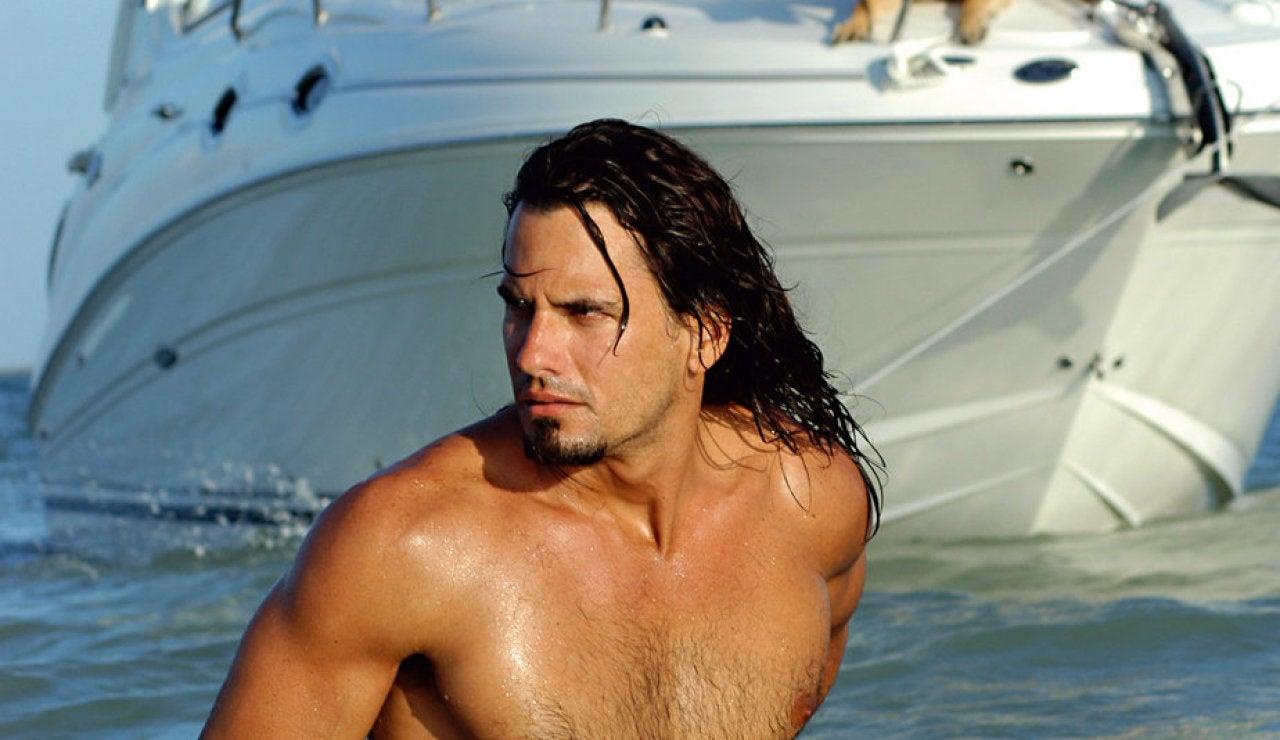 Mario Cimarro es Juan Reyes