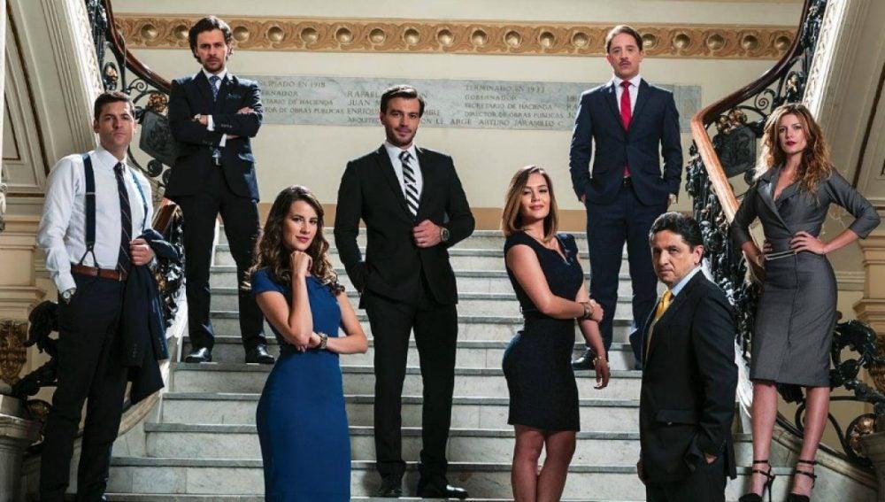 'La ley del corazón', el próximo lunes en Nova