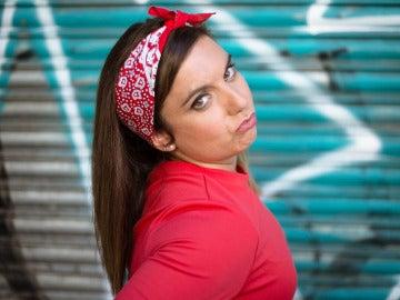 María Zamora presenta 'La chica de las series'