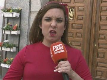 'La chica de las series' a ritmo de las 'Spice Girls'