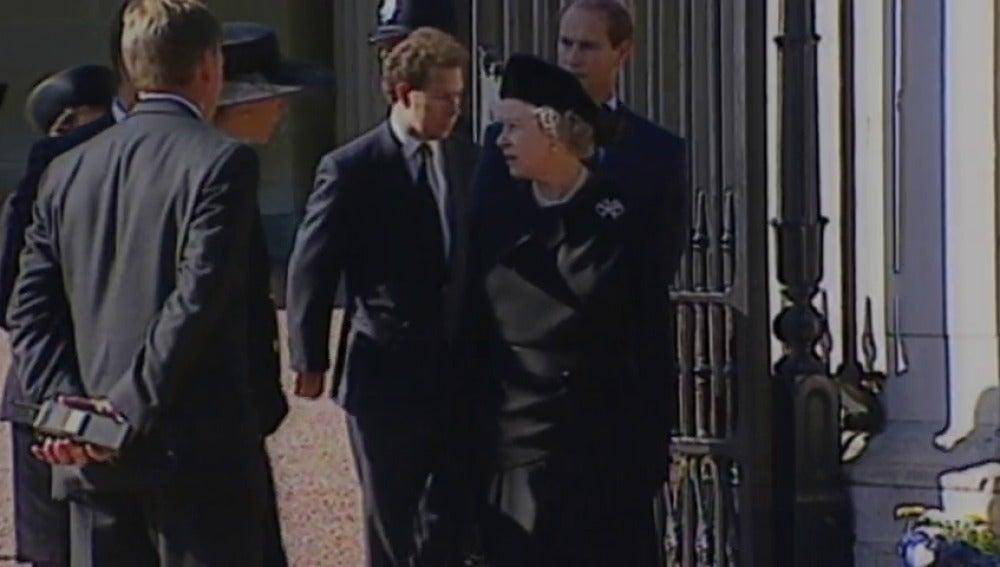 Hubo dificultades para decidir los invitados que acudieran al funeral de Diana de Gales