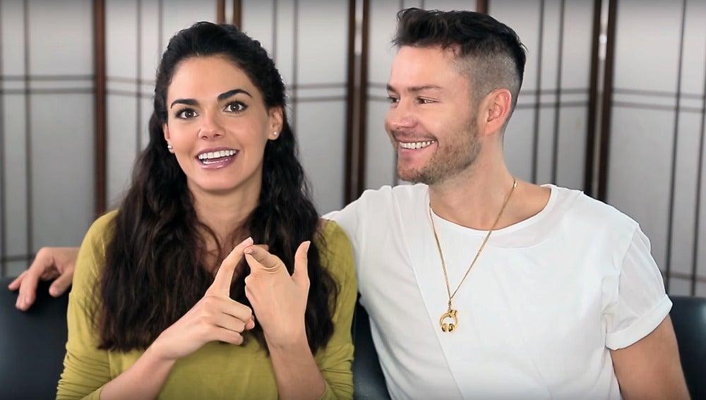 Livia Brito (Natalia) cuenta cómo conoció a su chico