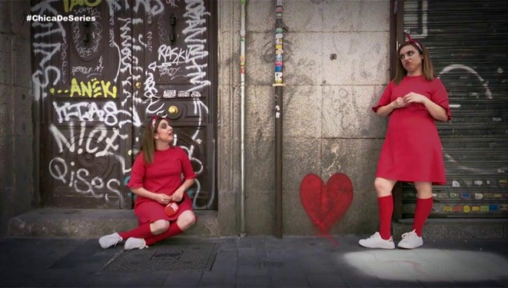 'Parejas locas', el nuevo desafío de 'La chica de las series'