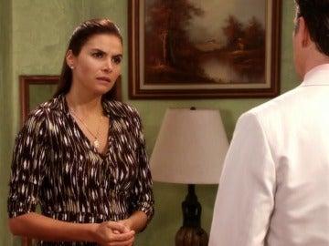 Alejandro se da cuenta de que ama a Rosario