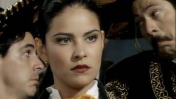 Chantal no quiere a Margarita en su fiesta