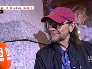 """Santiago Segura: """"Soy un enamorado del musical"""""""