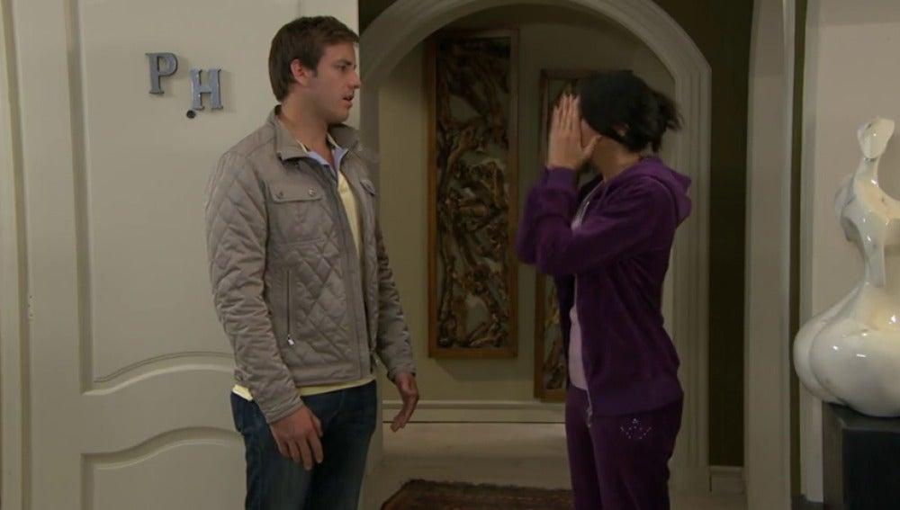 """""""Diego no me siento segura contigo"""""""