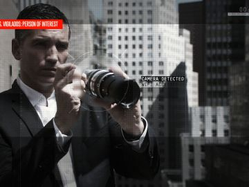Expediente S. 'Vigilados: Person of Interest'