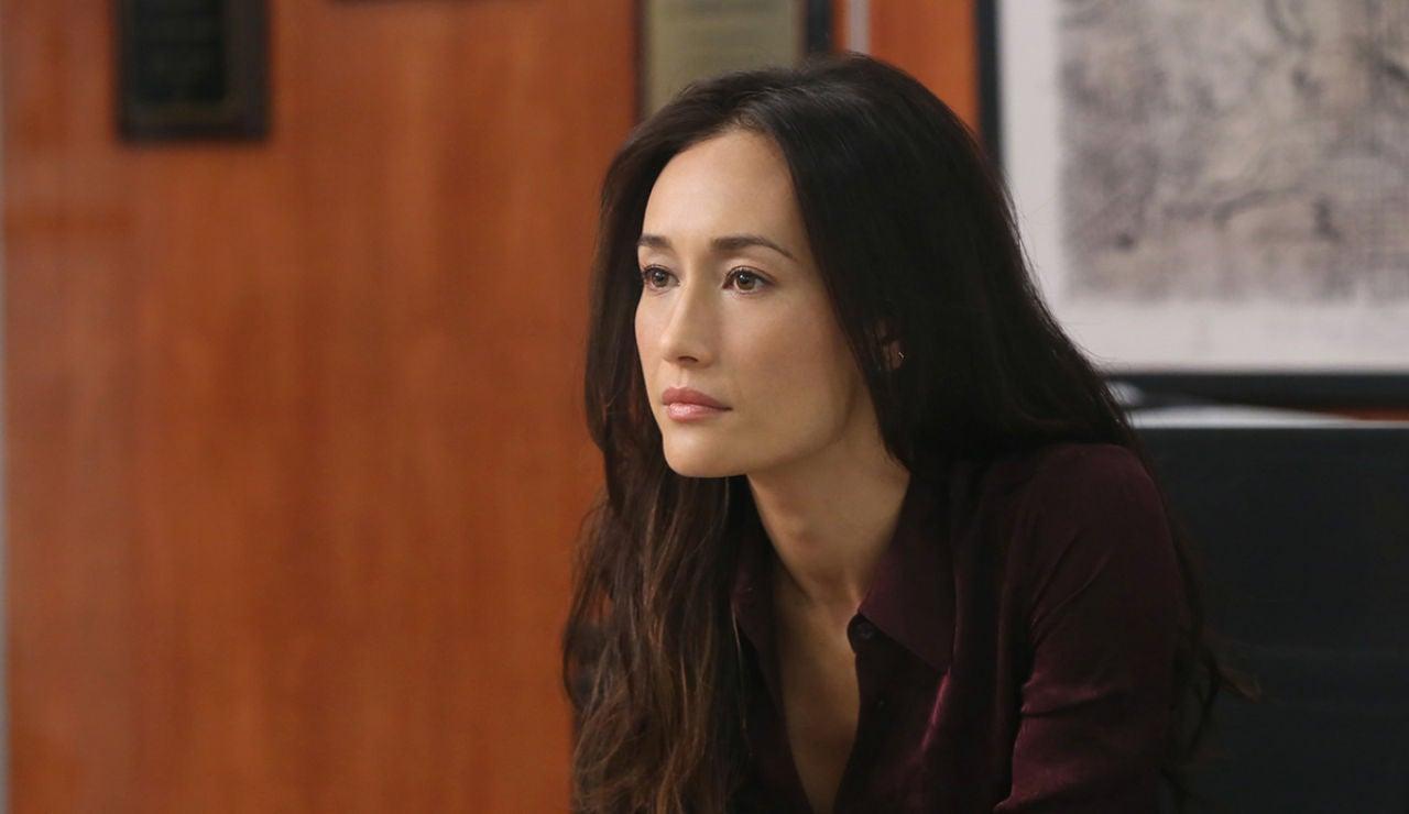 Maggie Q es la agente Beth Davis
