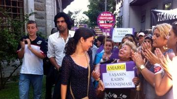 El mensaje de Fatmagül para todas las mujeres víctimas de violaciones