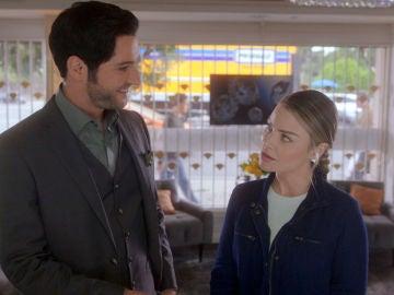 Chloe y Lucifer