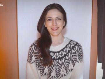 Ruth Núñez confiesa en 'Fotokiller' que no le gustan las parodias de películas de miedo