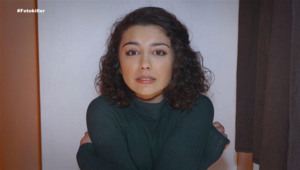"""Carla Díaz: """"Aunque la gente esté hablando de cosas serias, a veces hacen gracia, por eso me gusta más la comedia"""""""