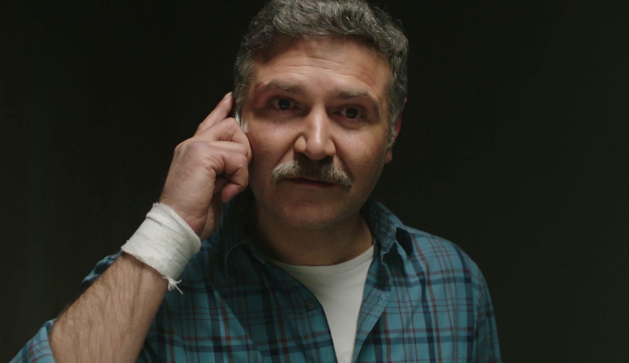 Huseyin tienen un plan para salir de prisión