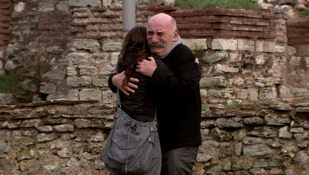 Ramiz se reencuentra con su hija