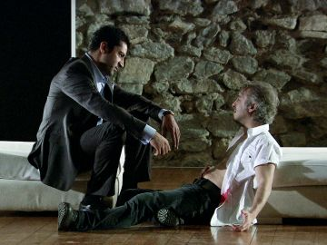 Ömer pide a Ali que proteja a su hijo