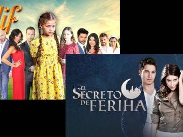 Nova adquiere los derechos de 'El Secreto de Feriha' y 'Elif' tras el gran estreno de 'Sila'