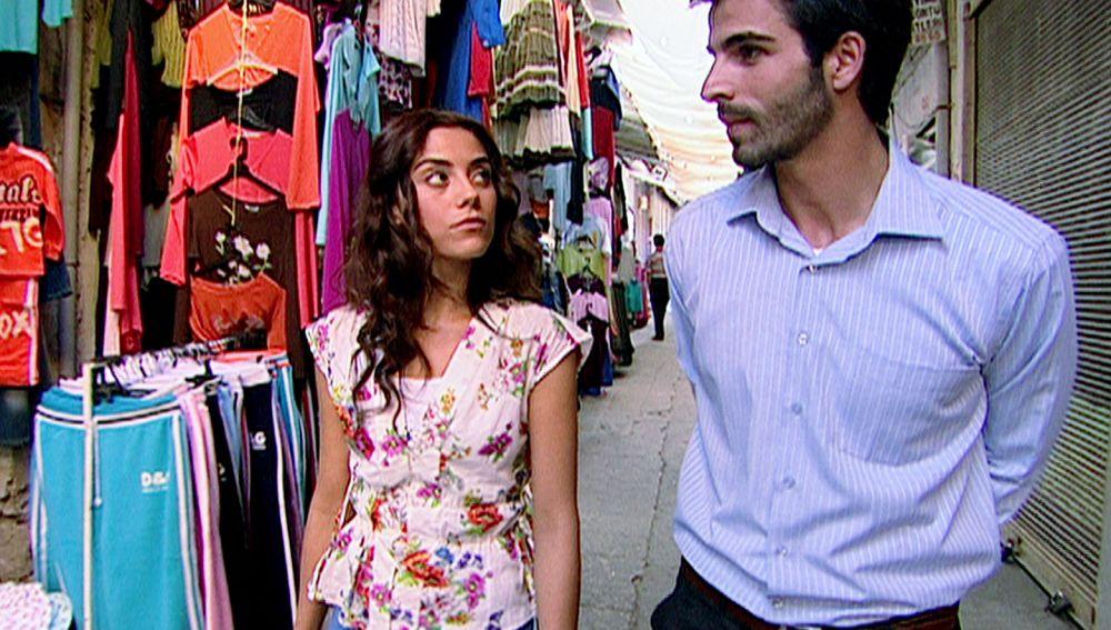 Boran quiere que Sila vaya sola al mercado