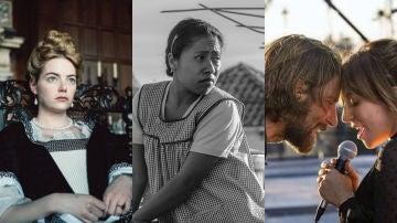 Nominados a los Oscar 2019