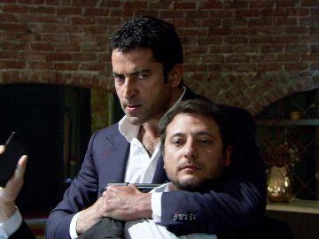 Ömer y Ali, frente a frente con Cengiz y Temuz