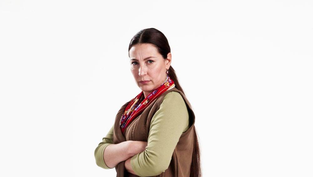 Zehra Yilmaz, la madre de Feriha