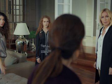 "Zeynep a su familia: ""Turna no es mi hija"""