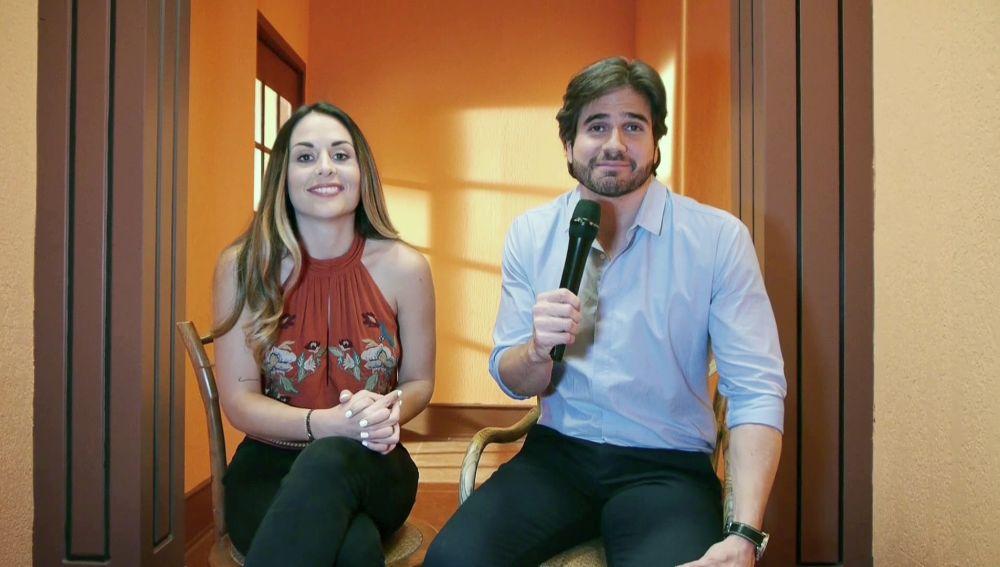¿Qué hacen Zurita Vega (Julieta) y Daniel Arenas (Robert) cuando sus parejas los necesitan?