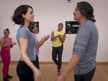 Pancho y Susana Córcega