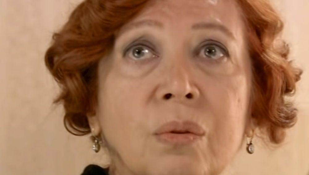 Meral Çetinkaya es Feride Aksal en 'Las mil y una noches'
