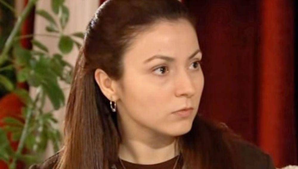 Yonca Cevher como Füsun Evliyaoğlu en 'Las mil y una noches'