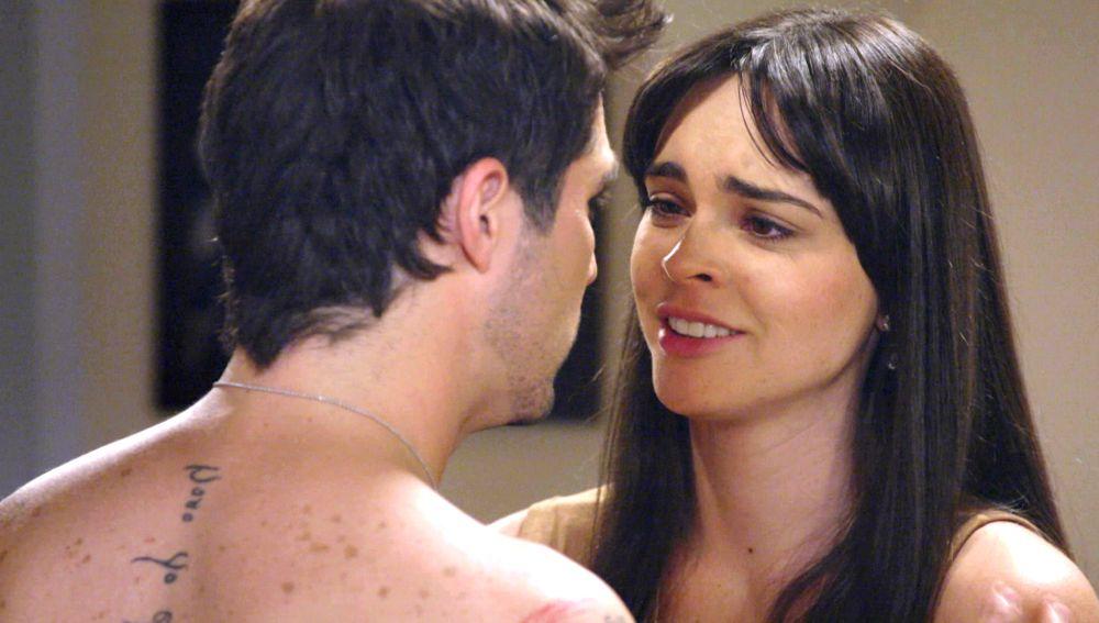 Ramón planea huir de Tijuana con Sofía