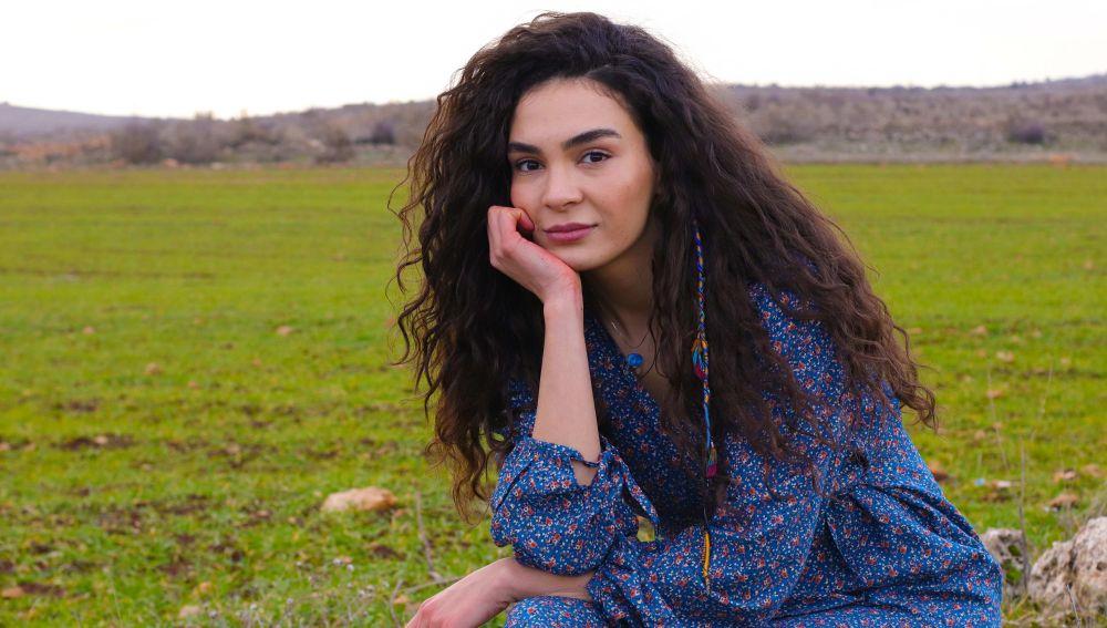 ¿Quién es Ebru Sahin, la protagonista de 'Hercai'?