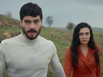 """Reyyan, a Miran: """"¿Qué quieres de mí? Ni siquiera me has dejado morir"""""""