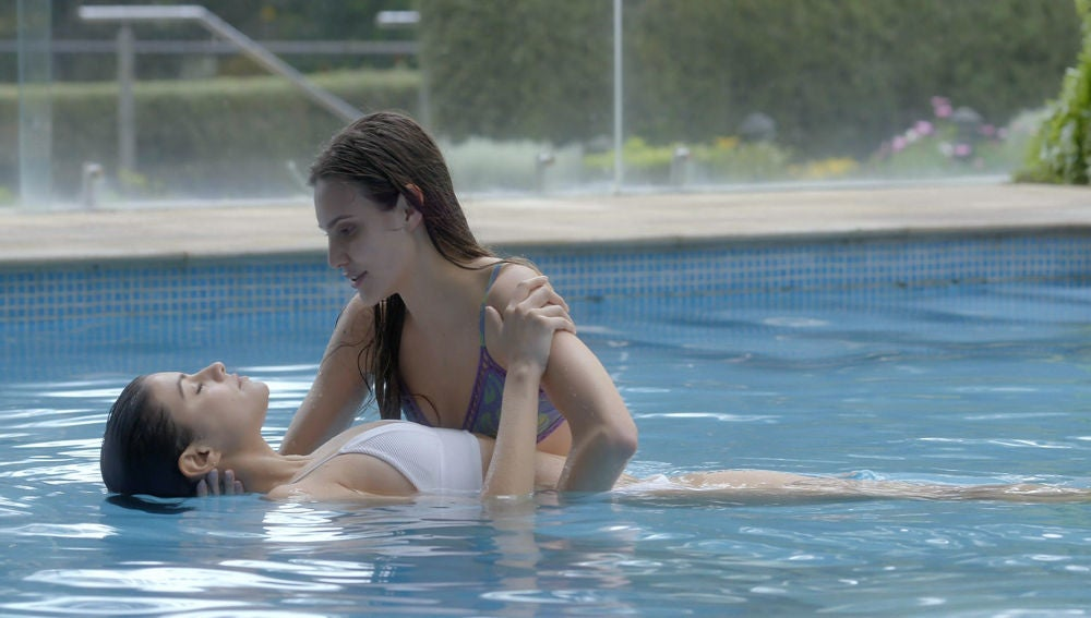 Valentina y Juliana