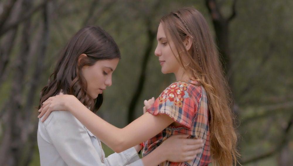 Valentina y Juinana