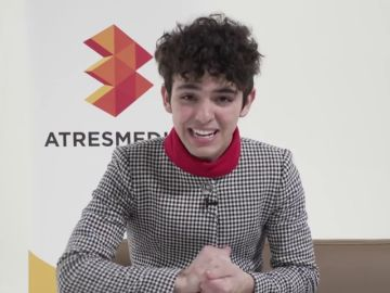 Joaquín Bondoni agradece su nominación en los 'Premios Nova Más'