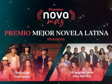 mejor latina finalistas