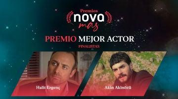 Mejor actor finalistas