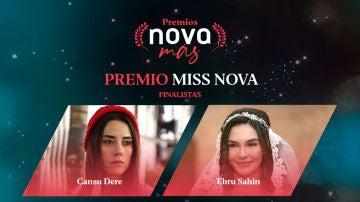 Miss Nova finalistas
