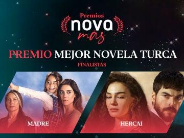 Mejor turca finalistas