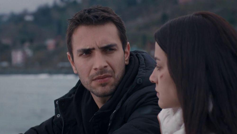 Nefes y Tahir fantasean con un futuro juntos